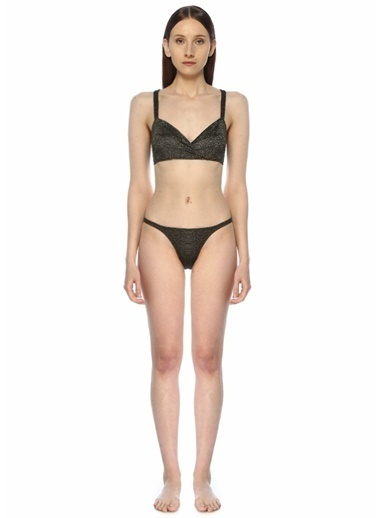 Lisa Marie Fernandez Bikini Siyah